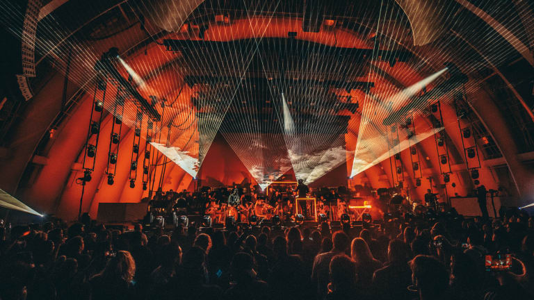 Review: Pete Tong Brings Ibiza Classics To The Hollywood Bowl