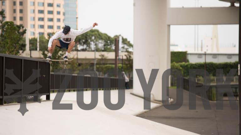 Zoo York: Three Days In Tokyo