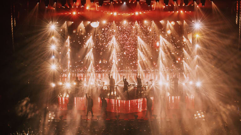 Odesza Deliver Magical Performance At Barclays Center On A Moment Apart Tour [Review + Photos]
