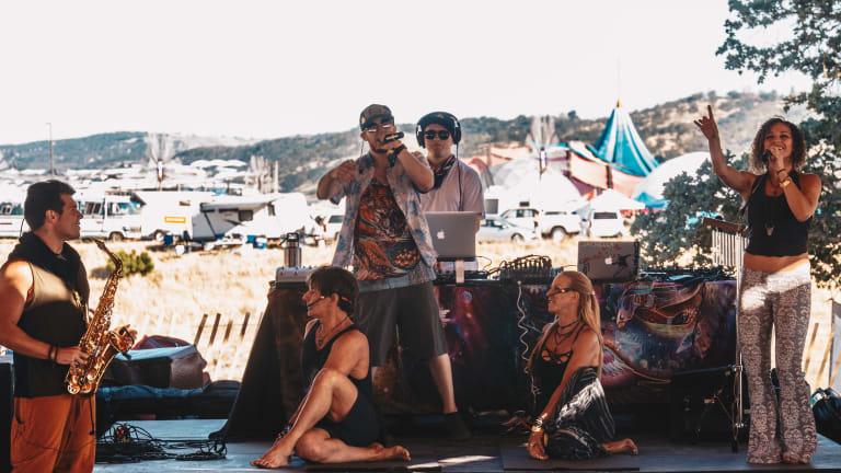 Interview: Yoga Bass Performance Collective Drishti Beats Talks New Music & Future Plans