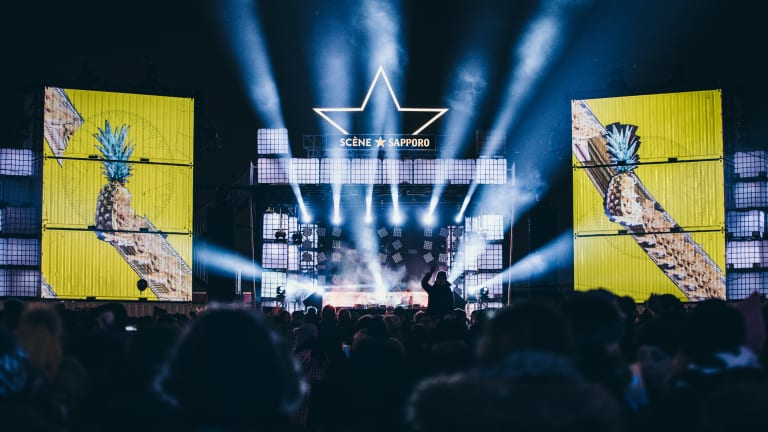Event Recap: Igloofest 2018 Battle Record Cold During Closing Weekend with John Digweed b2b Sasha & the Hungry Music Crew
