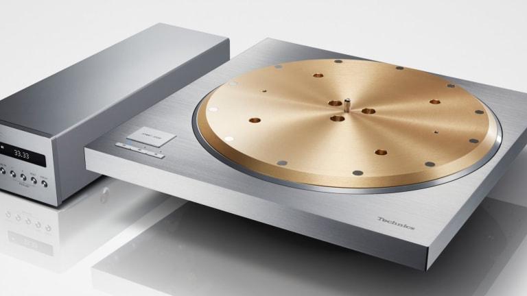 Multi GRAMMY-Winning Mastering Engineer Michael Graves Approves of Technics' $20k SL-1000R Turntable