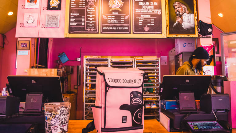 Chrome x Voodoo Doughnuts Celebrate National Doughnut Day With Exclusive Collab