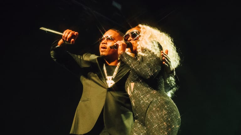 Photo Gallery: Nas & Mary J. Blige Get In The Nashville State Of Mind
