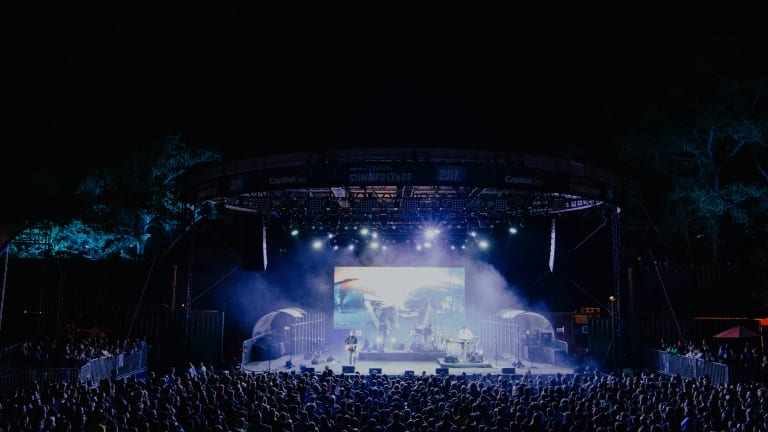 Event Review: Tycho Was A Dream In Central Park