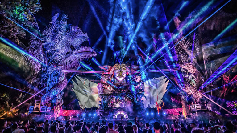 Spotlight: Costa Rica's Envision Festival Celebrating 10 Years With Huge Lineup