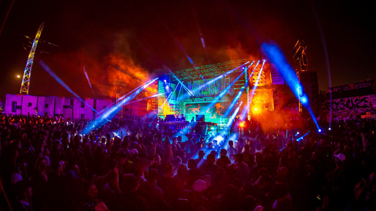 """Photo Gallery: Secret Project Is The """"Open Air"""" Techno Party LA Needs"""