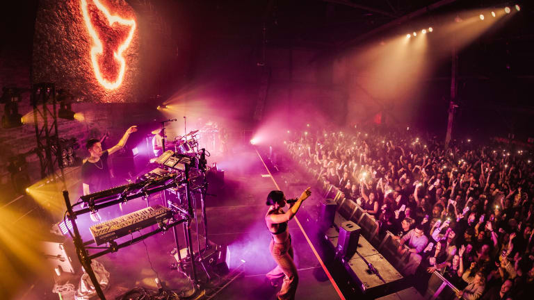 Event Review: Gorgon City Played An Energetic DJ Set at Brooklyn Mirage