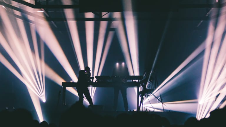 Photo Gallery: Orbital Make Triumphant Return To San Francisco At The Midway