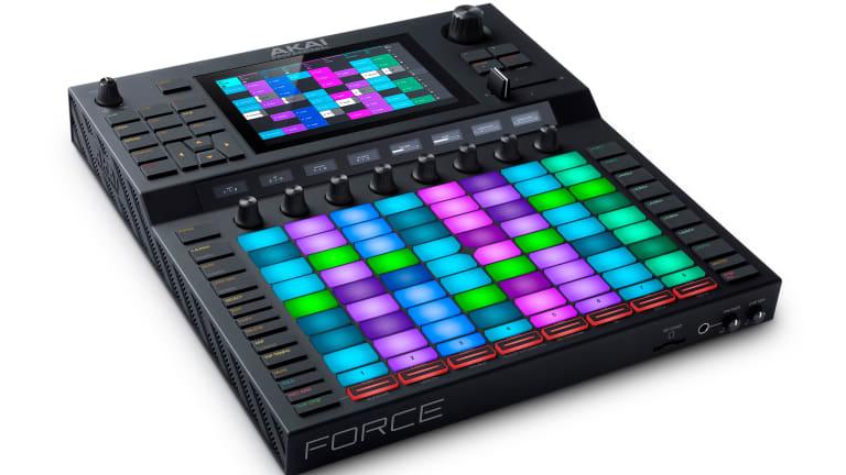 NAMM 2019 News: Akai Announces 'Force' Standalone Controller/Sampler