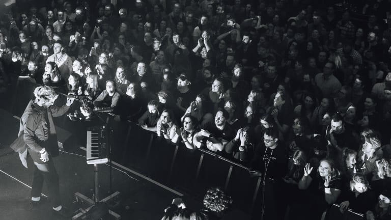Photo Gallery: Walk The Moon Sells Out Two Day Residency @ Louisville's Mercury Ballroom