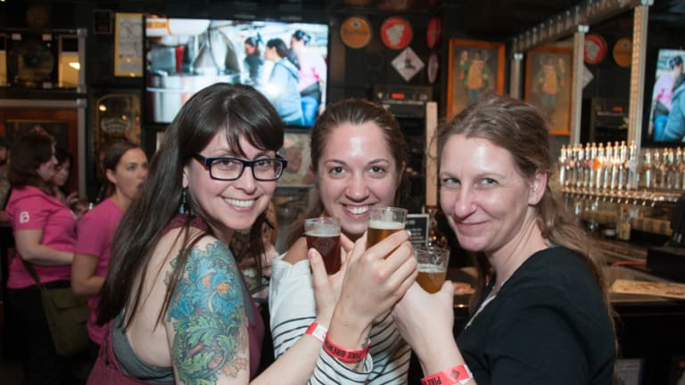 Interview: Celebrating Women in Beer at Pike Brewing With Co-Owner Rose Ann Finkel