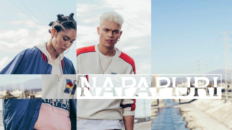 NAPAPIJRI Announces SS19 Campaign: Future Positive Of Unity, Self Expression