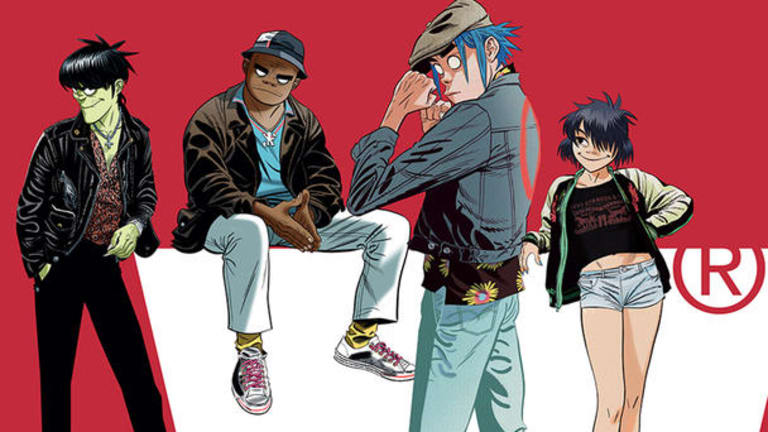 Levi's & Gorillaz Launch New Collaboration Of Jackets, T-Shirts & More