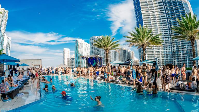 EPIC Hotel Announces Epic Full Slate of Miami Music Week Parties