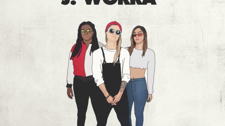 "Interview: J. Worra Talks ""On The Run"" With Kaleena Zanders & VenessaMichaels, Production Process"