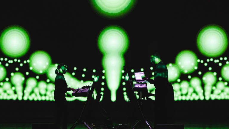 Photo Gallery: Mutek SF 2019