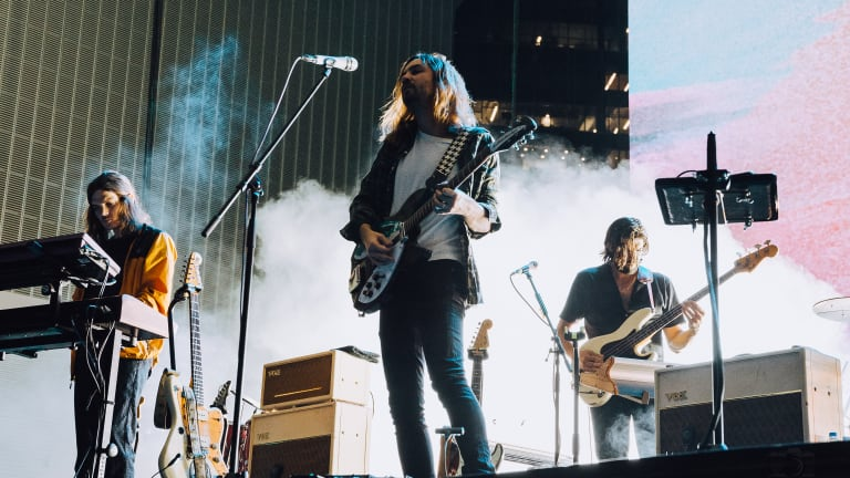 Photo Gallery: Tame Impala Kicks Off 2019 Tour With A Sold Out Show In Nashville