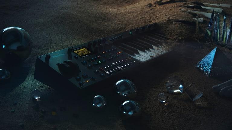 Elektron Announces Digitone Keys