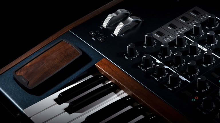 Arturia Announces PolyBrute Analog Polysynth