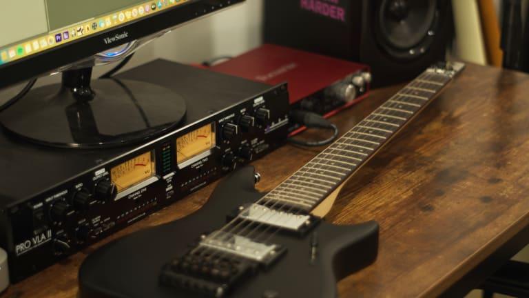 Spotlight: Meet the Jamstik Studio MIDI Guitar