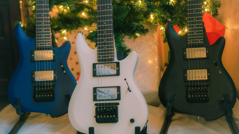 Holiday Shopping Spotlight: Update Your Studio With The Jamstik Studio MIDI Guitar And Get 10% Off From Magnetic