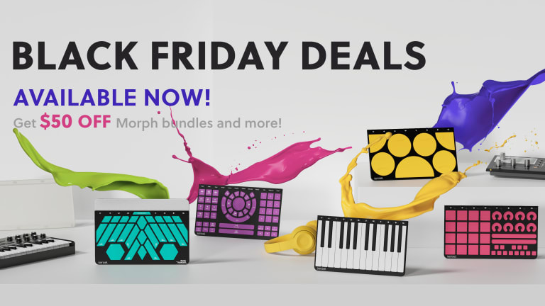 Holiday Shopping Spotlight: Express yourself this holiday season with the Morph Black Friday Deals