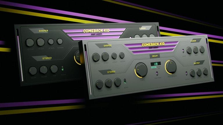 Review: Baby Audio Comeback Kid Delay