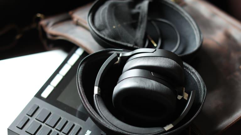 The Audeze LCD-1 Headphone Review: Travel Friendly Planar Magnetic Headphones