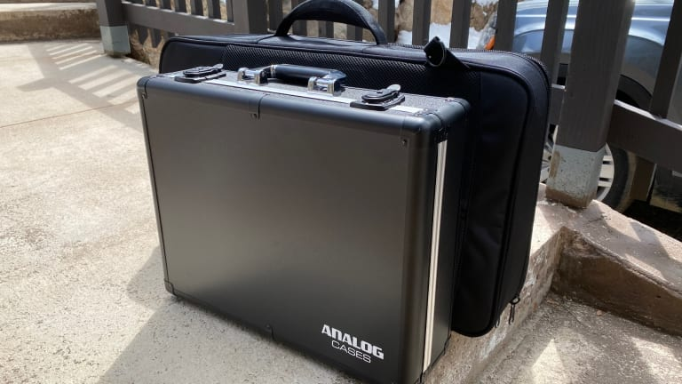On The Road With Analog Cases - How To Stay Inspired, Creative, and Keep Your Gear Safe