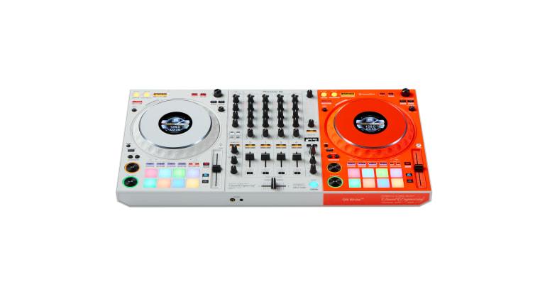 Pioneer DJ & Virgil Abloh Release Off-White DJ Controller