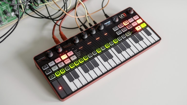Producer Spotlight: IK Multimedia Introduces The UNO Synth Pro, A BIG Synth in a small package!