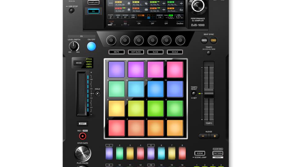 Review: Pioneer DJS-1000