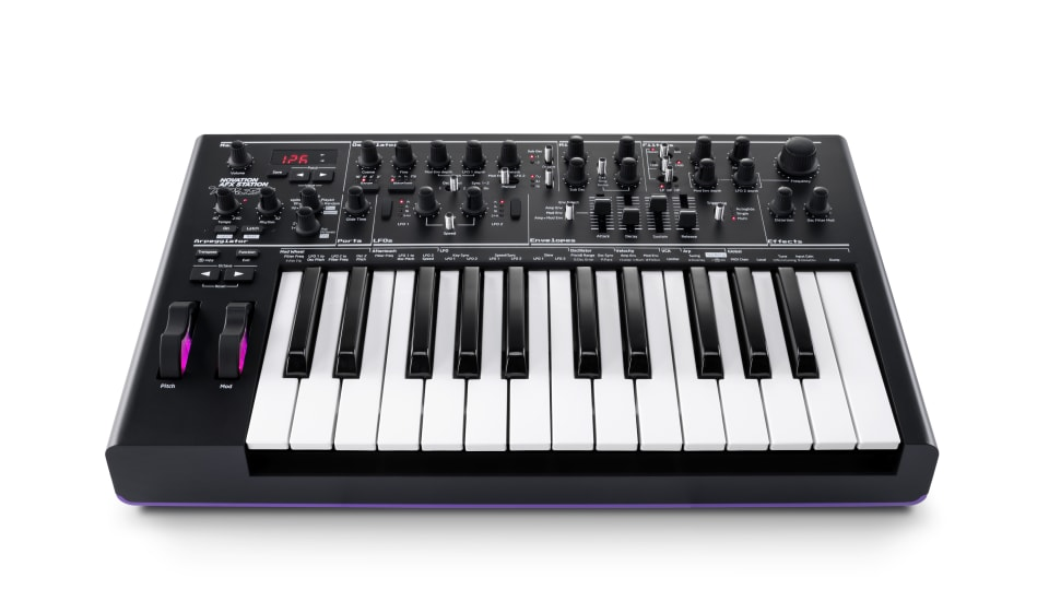 Novation Announces Aphex Twin Synth Collab: AFX Station