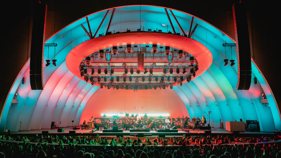 Event Review: James Blake Delivers Spellbinding Hollywood Bowl Performance
