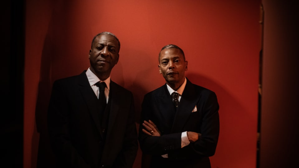 The Director's Cut: The Paradox (Jeff Mills & Jean-Phi Dary) - Counter Active [Axis Records]