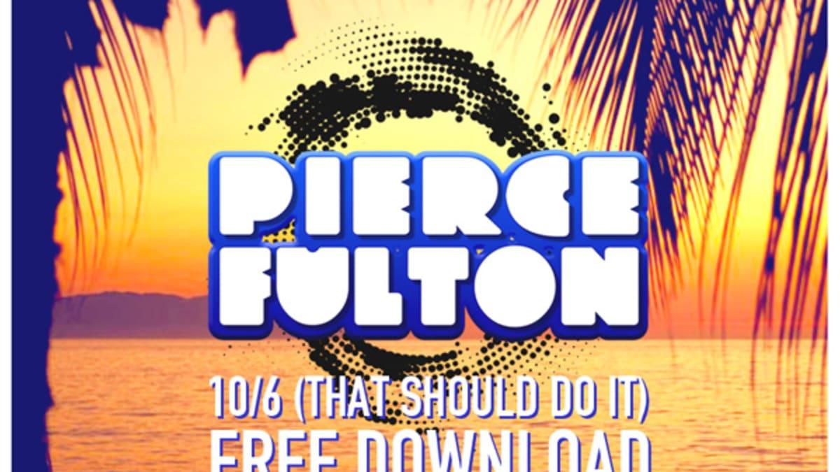 Pierce Fulton Keeps The Fire Coming ...