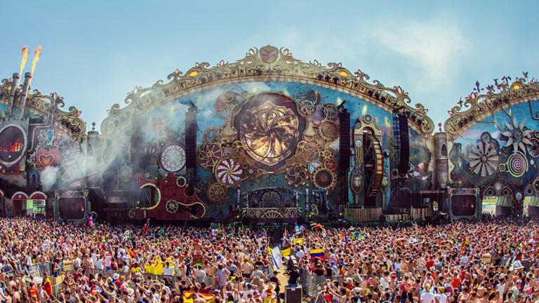"TomorrowWorld Releases All 9 Stage Images + ""The Key To Happiness"" Teaser Trailer"