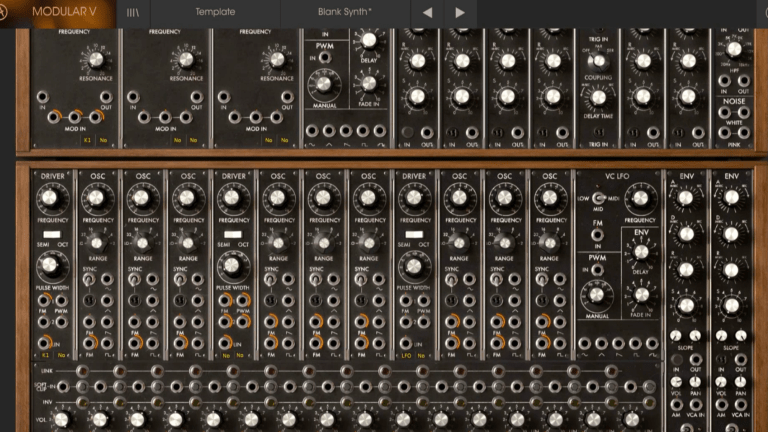 Point Blank Production Tutorial: Arturia Moog Modular Part 1: Overview & Modular Basics