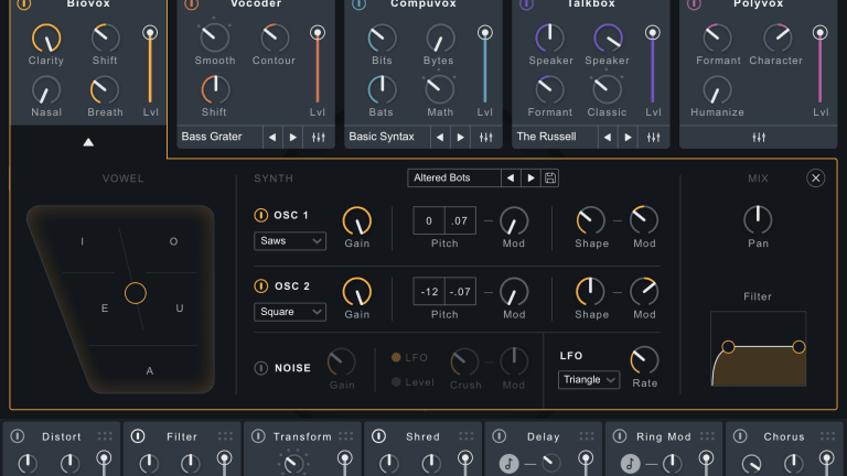 Nectar 3 vs vocalsynth 2 | iZotope Vocal Chain Bundle Upg