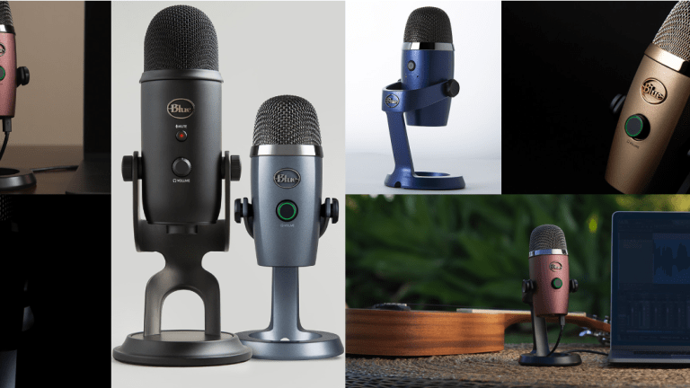 One Of Our Favorite USB Mics Just Got A Little Brother: Meet The Yeti Nano