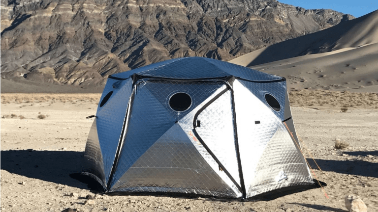 The Ultimate Festival Camping Tent: Meet The Shiftpod