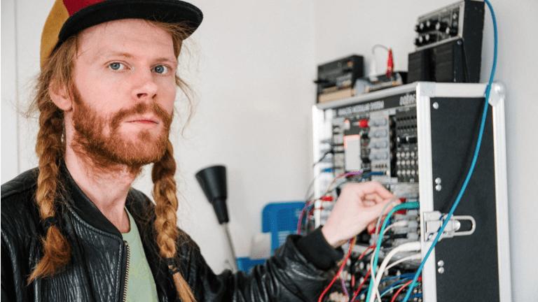 [Premiere] 'Disco Borealis' - Icelandic producer Hermigervill Lights Up Eskimo Recordings' New Compilation
