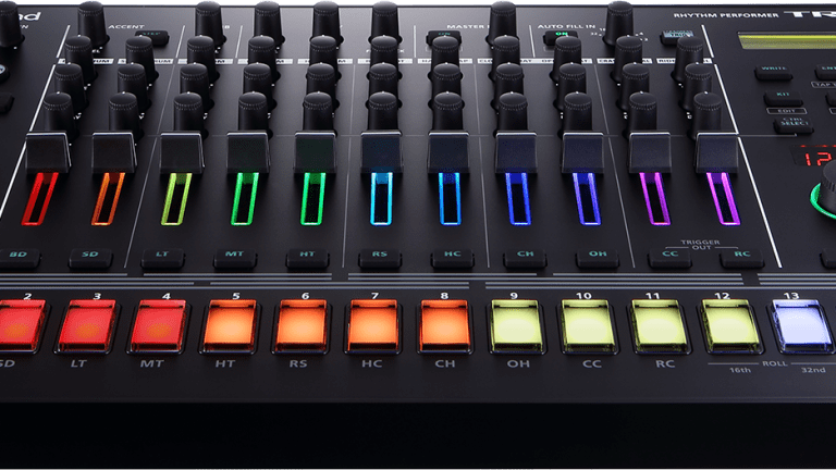 Roland Announces Versatile TR-8S Drum Machine