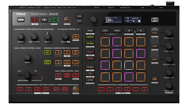 Pioneer DJ Announces New Squid Sequencer