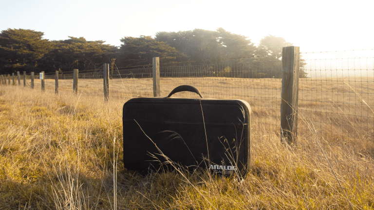Spotlight: Meet The Sustain Mobile Producer Backpack, Perfect For Moving Multiple Pieces of Gear At Once