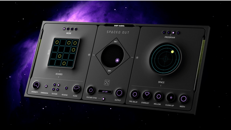 Producer Spotlight: Get Inspired With Baby Audio's Spaced Out Plugin