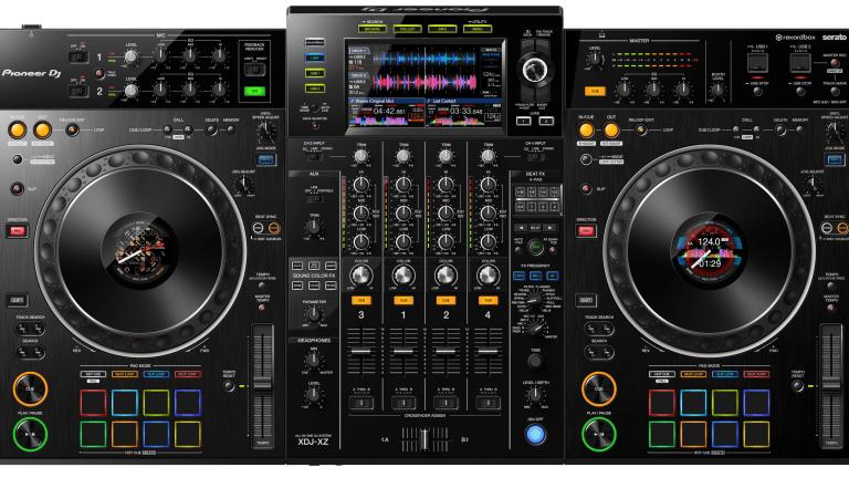 Pioneer DJ XDJ-XZ: Review