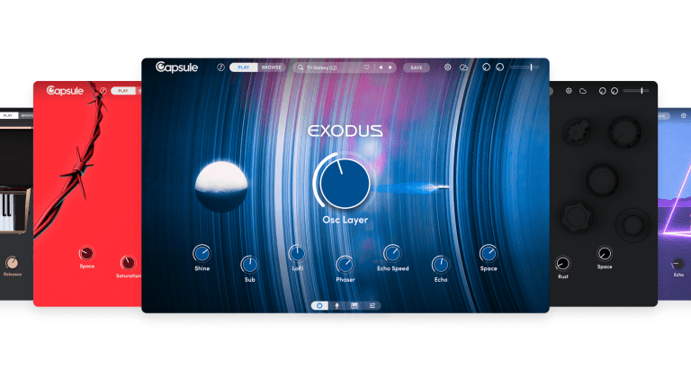 Producer Spotlight: Meet Capsule, The New Instruments Plugin Suite From Soundslates