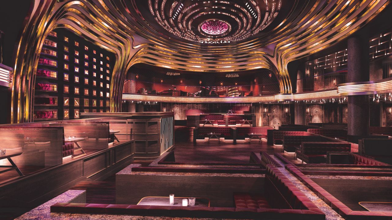 Spectacular The Latest Jewel In Las Vegas u Glamourous Club Scene Opens May th With Huge Lineups